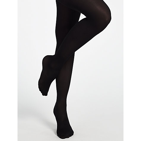 Buy John Lewis 40 Denier Opaque Tights, Pack of 3 Online at johnlewis.com