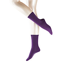 Buy Falke Cosy Wool Ankle Socks Online at johnlewis.com