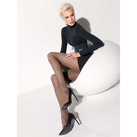 Buy Wolford Rayure Tights Online at johnlewis.com