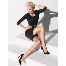 Buy Wolford Carré Square Dot Tights Online at johnlewis.com