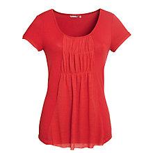 Buy Sandwich Jersey Mesh T-Shirt, Red Pepper Online at johnlewis.com