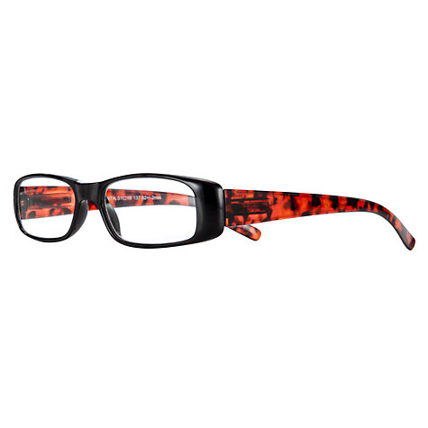 Buy Magnif Eyes Ready Readers Atlanta Glasses, Shell Online at johnlewis.com