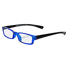 Buy Manif Eyes Unisex Ready Readers Lexington Glasses, Blue Online at johnlewis.com