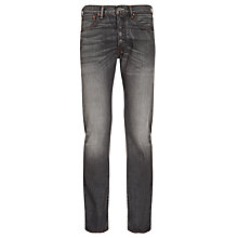 Buy Levi's 501 Original Straight Jeans, Blue Soul Online at johnlewis.com