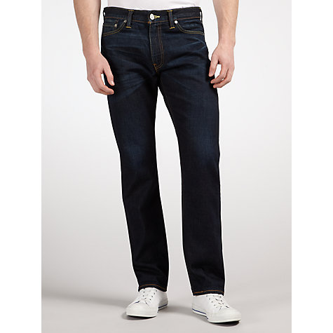 Buy Levi's 501 Original Straight Jeans Online at johnlewis.com