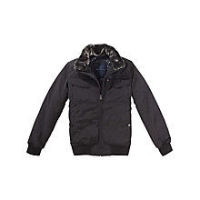 Buy Tommy Hilfiger Ken Faux Fur Bomber Jacket Online at johnlewis.com