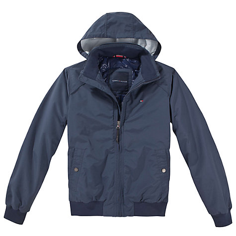 Buy Tommy Hilfiger Ben Conceal Hood Jacket Online at johnlewis.com