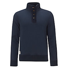 Buy Tommy Hilfiger Ian Button Neck Jersey Jumper Online at johnlewis.com