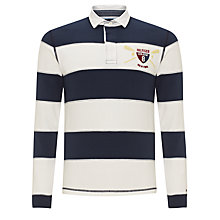 Buy Tommy Hilfiger New York Crew Rugby Top Online at johnlewis.com