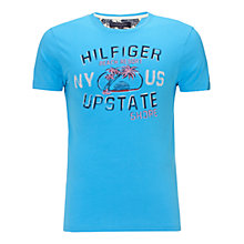 Buy Tommy Hilfiger Resort Short Sleeve T-Shirt Online at johnlewis.com