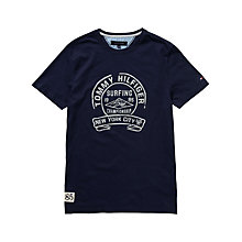 Buy Tommy Hilfiger Aggro Short Sleeve T-Shirt Online at johnlewis.com