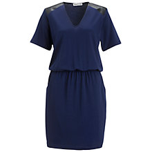 Buy Whistles Tilly Short Sleeved Dress Online at johnlewis.com