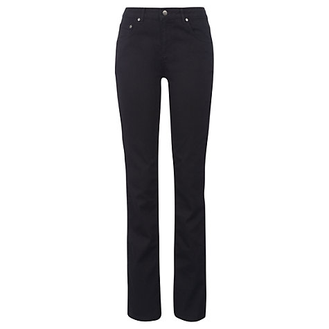 Buy Jigsaw Straight Leg Jeans Online at johnlewis.com