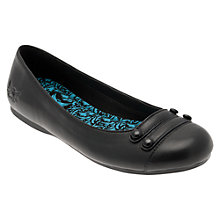 Buy Start-rite March Shoes, Black Online at johnlewis.com