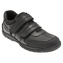 Buy Start-rite Quarry Shoes, Black Online at johnlewis.com