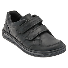 Buy Start-rite Atom Shoes, Black Online at johnlewis.com