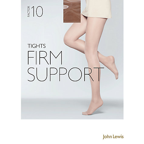 Buy John Lewis 40 Denier Firm Support Tights Online at johnlewis.com