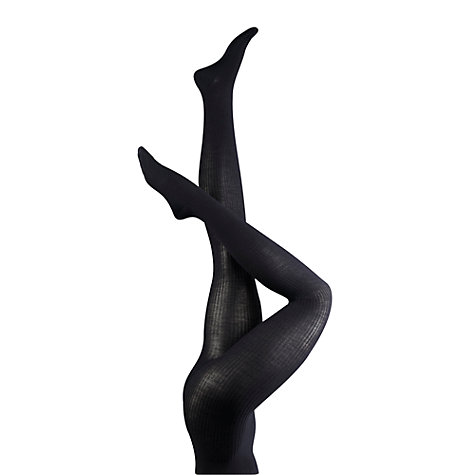 Buy Falke Soft Merino Ribbed Tights Online at johnlewis.com
