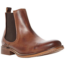 Buy Bertie Clapham Leather Chelsea Boots Online at johnlewis.com