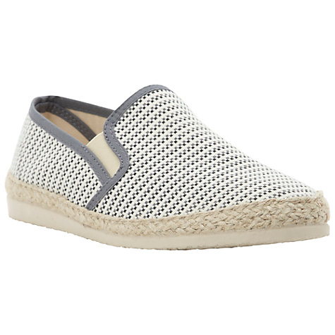 Buy Bertie Feather Printed Espadrilles Online at johnlewis.com