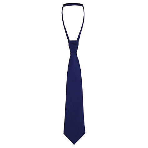 Buy John Lewis Boy Herringbone Slip-On Tie Online at johnlewis.com