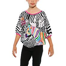 Buy Desigual Aloe T-Shirt Online at johnlewis.com