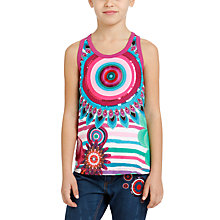 Buy Desigual Arten T-Shirt Online at johnlewis.com