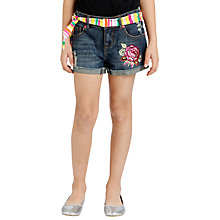 Buy Desigual Contralt Shorts Online at johnlewis.com