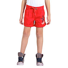 Buy Desigual Kilauea Rep Shorts, Red Online at johnlewis.com