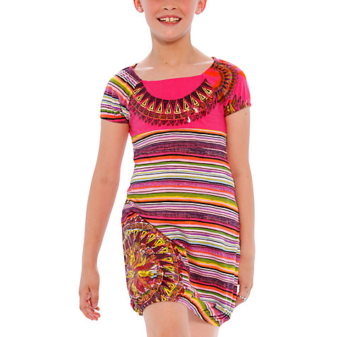 Buy Desigual Torrusco Dress Online at johnlewis.com