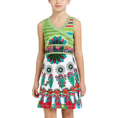 Buy Desigual Mogino Dress Online at johnlewis.com