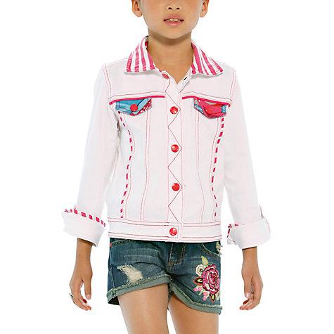 Buy Desigual Chaga Jacket Online at johnlewis.com