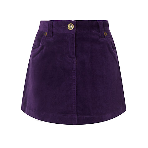 Buy John Lewis Girl Corduroy Skirt Online at johnlewis.com