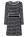 John Lewis Girl Striped Jersey Dress