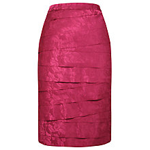 Buy Alexon Jacquard Layered Skirt Online at johnlewis.com
