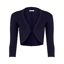 Buy Precis Petite Picot Shrug Online at johnlewis.com