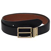 Buy Mulberry Reversible Prong Leather Belt Online at johnlewis.com