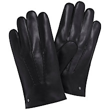 Buy Mulberry Formal Cape Leather Gloves Online at johnlewis.com