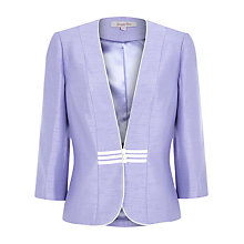 Buy Jacques Vert Tailored Jacket, Lilac Online at johnlewis.com