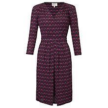 Buy allegra by Allegra Hicks Lillian Dress, Plum Online at johnlewis.com