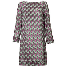Buy allegra by Allegra Hicks Pansy Dress, Sage Online at johnlewis.com