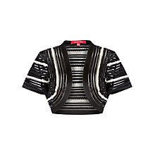 Buy Jacques Vert Ribbon Bolero Online at johnlewis.com