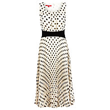 Buy Jacques Vert Polka Dot Print Dress Online at johnlewis.com