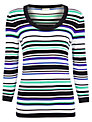 Planet Multi Stripe Jumper, Multi