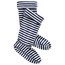 Buy Joules Fleece Welly Socks Online at johnlewis.com
