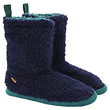 Buy Joules Fleece Slipper Socks Online at johnlewis.com