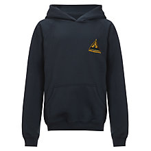 Buy Sherrardswood School Unisex Hooded Sweatshirt, Navy Online at johnlewis.com