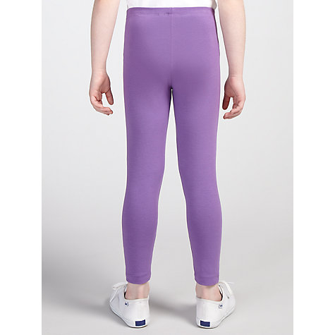 Buy John Lewis Girl Basic Leggings Online at johnlewis.com