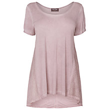 Buy Phase Eight Floaty Top, Dusty Pink Online at johnlewis.com