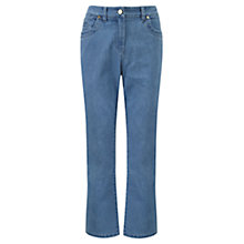 Buy CC Petite Denim Jeans, Chambray Online at johnlewis.com